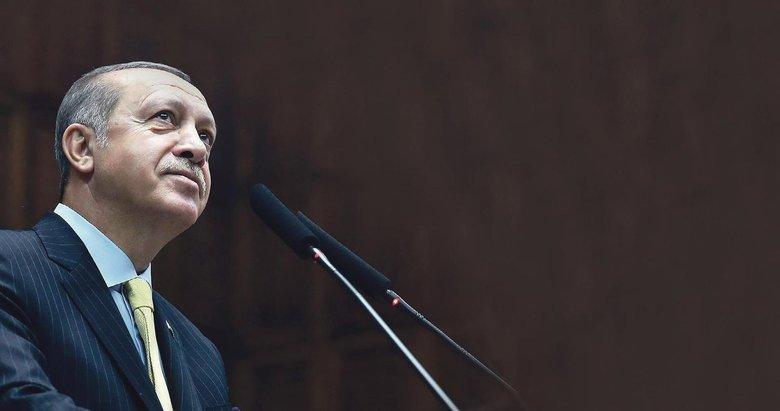 """""""Büyük ve güçlü Türkiye'nin inşasında önemli bir adım"""""""