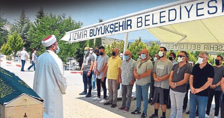 İzmirli sevilen gazeteci Bekmen virüse yenildi