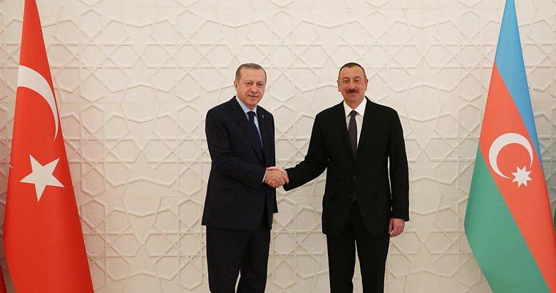 Erdoğan'ın yapacağı ziyaret, Azerbaycan için bayramdır