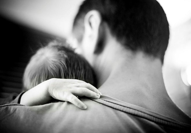 Baba olmak için Akdeniz tipi beslenin