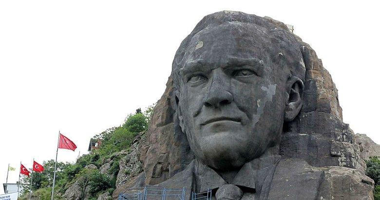 Atatürk maskı eski ihtişamına kavuşuyor