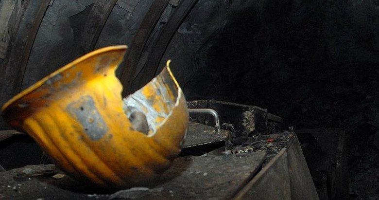 Kütahya'da kömür ocağında göçük! Bir madenci yaralandı