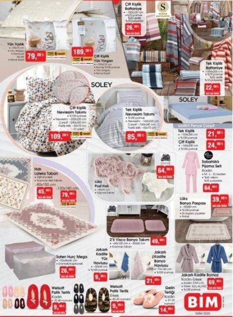 BİM A101 aktüel ürünler kataloğu! İşte haftanın indirimleri...