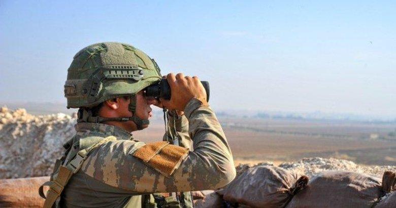 MSB açıkladı: PKK/YPG'den son 24 saatte 8 taciz/saldırı gerçekleşti