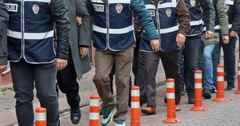 İzmir merkezli FETÖ operasyonunda 88 şüpheliye gözaltı kararı