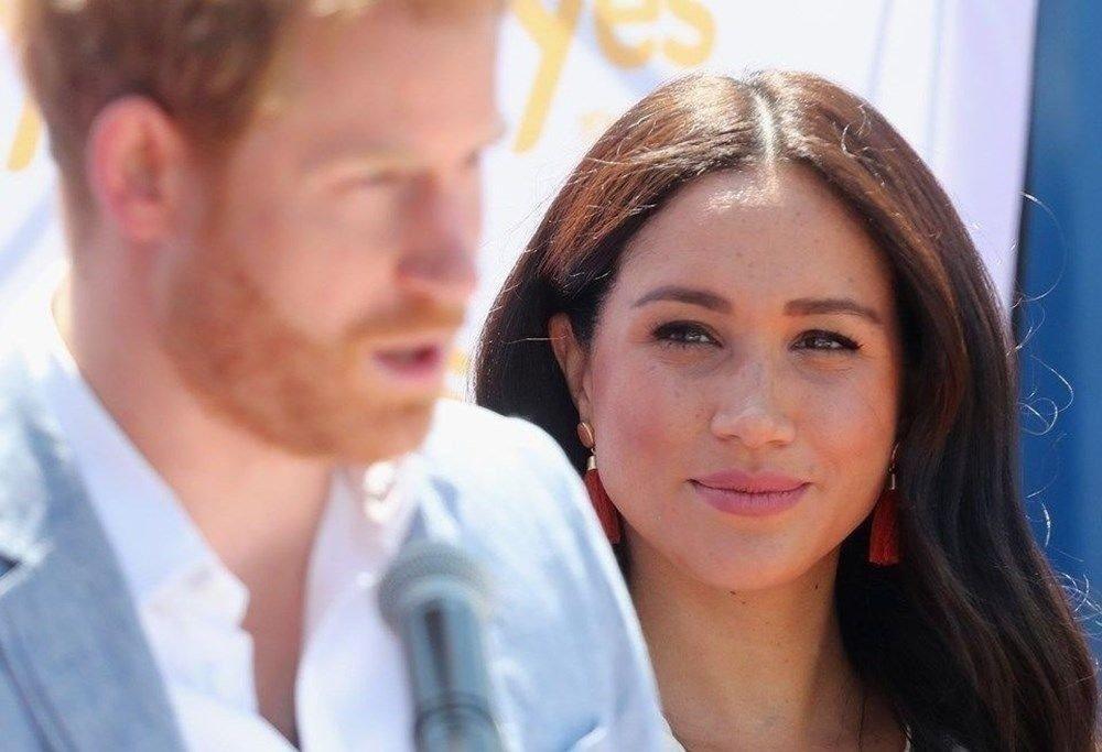 Kaçışın ardından hüsran çıktı! Meghan Markle ve Prens Harry cephesi karıştı!