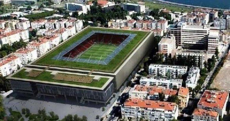 İzmir'de yapımı devam eden statların durumu