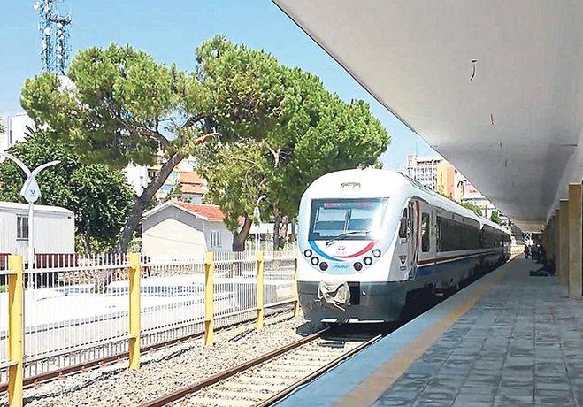 Aydın hızlı tren hayaline kavuşuyor