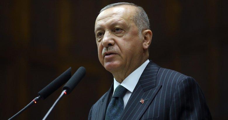 Başkan Erdoğan: 9 aylık Muhammed'in kanını yerde bırakmayacağız