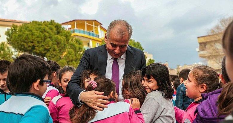 Başkan Osman Zolan'dan 23 Nisan mesajı: Çocuklar bizim aydınlık yarınlarımızsınız