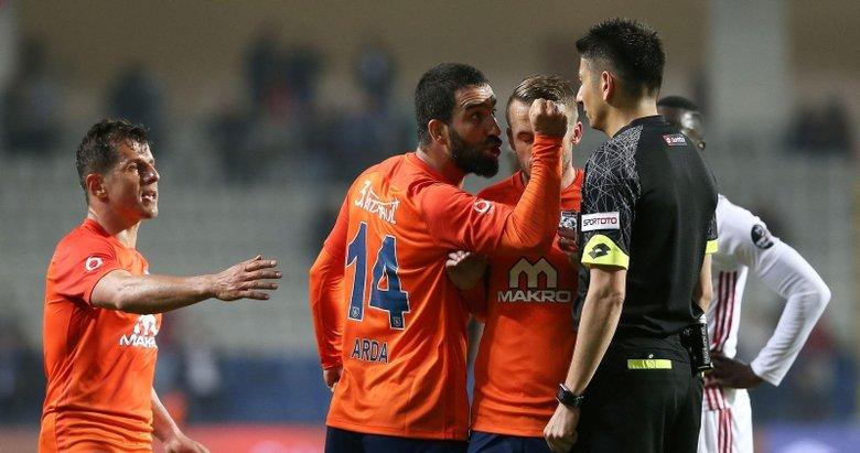 Arda Turanın cezası 10 maça düşürüldü