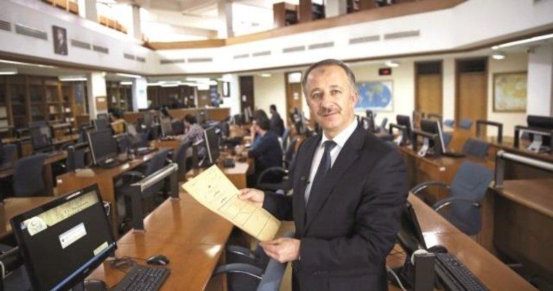 Devlet Arşivleri yeniden yapılandırılıyor