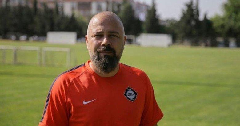Altay Sportif Direktörü Özden Töraydın: 1.Lig'de iyi bir temel attık