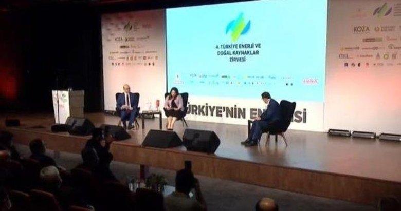 Enerji ve Tabii Kaynaklar Bakanı Fatih Dönmez müjdeledi: İlave rezervler bulabiliriz