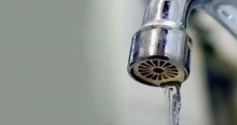Çeşme'nin bazı mahallerinde su kesintisi