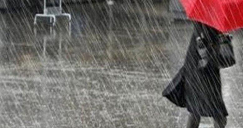 İzmir hava durumu! Meteoroloji'den son dakika yağış uyarısı! İşte 5 Ağustos Çarşamba hava durumu...