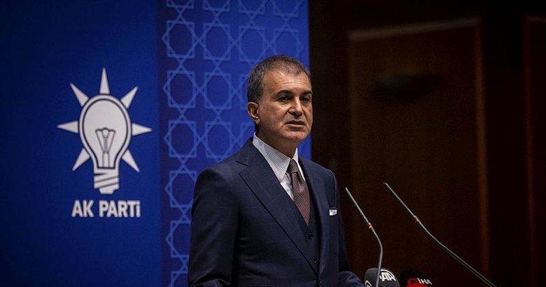 AK Parti Sözcüsü Çelik'ten Kılıçdaroğlu'na tepki: 27 Nisan muhtırasını verenler aynısını yaptılar