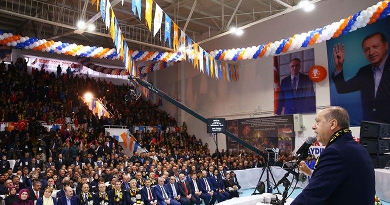 Başkan Erdoğan Afrika yolcusu