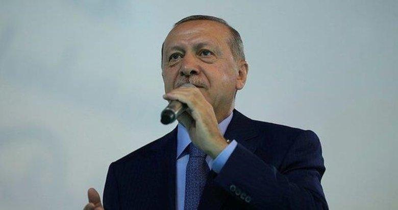 Başkan Erdoğan'dan Notre Dame mesajı