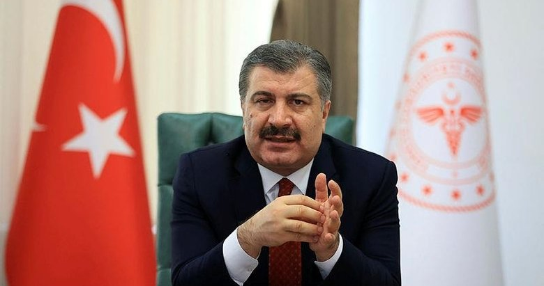 Sağlık Bakanı Fahrettin Koca, koronavirüsle mücadelede dikkat çeken rakamları açıkladı!