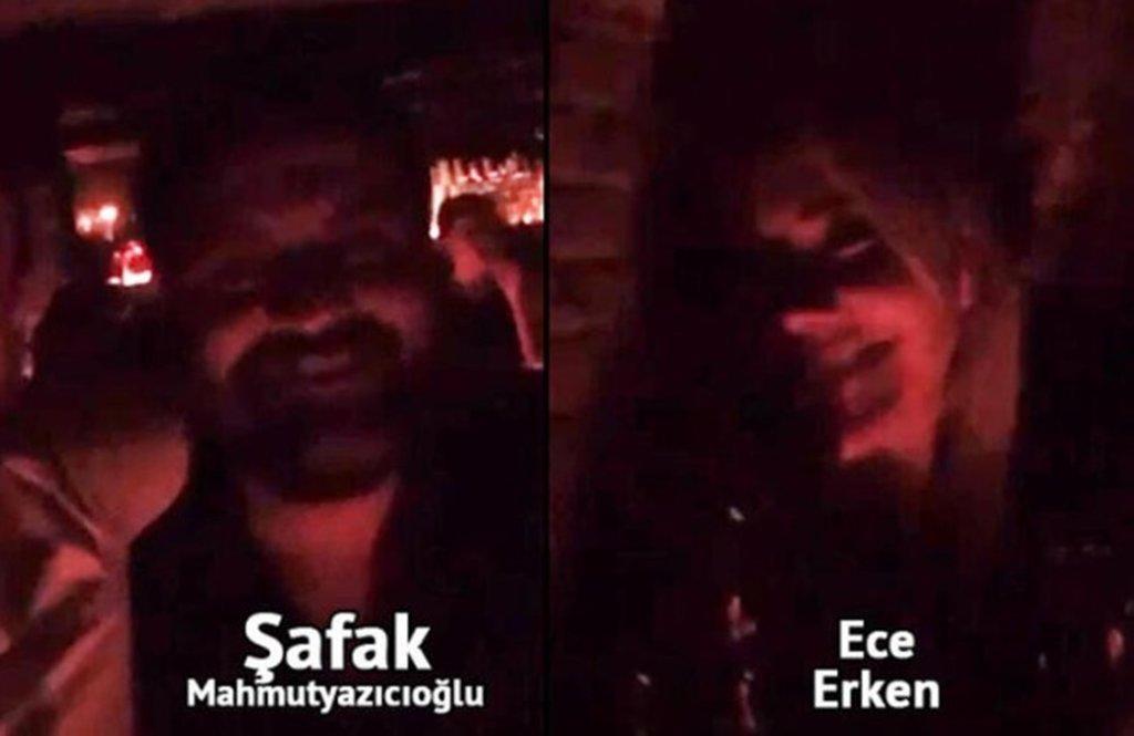 Ece Erken'den Şafak Mahmutyazıcıoğlu ile aşk itirafı!