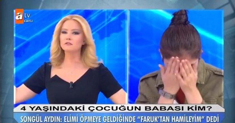 Annesi tecavüzü Müge Anlı'da anlattı! Birgül Memiş'in olayında yeni detaylar... (04 Aralık 2018)