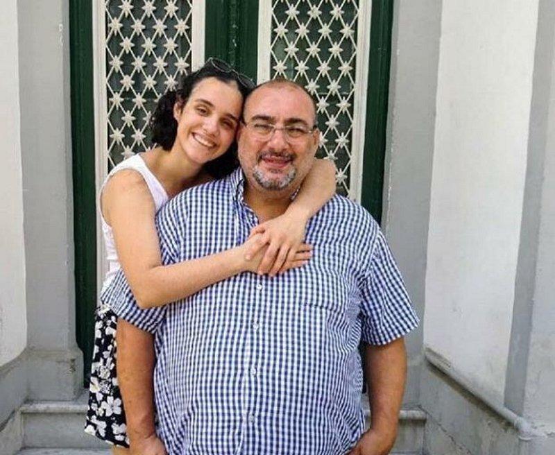 Öykü'ye donör olduktan 39 gün sonra lösemi teşhisi kondu