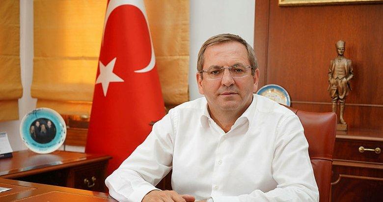 Ayvalık Belediye Başkanı Mesut Ergin, partisinden istifa etti