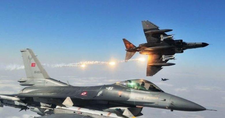 MSB: Irak'ın kuzeyinde PKK'lı 8 terörist etkisiz hale getirildi
