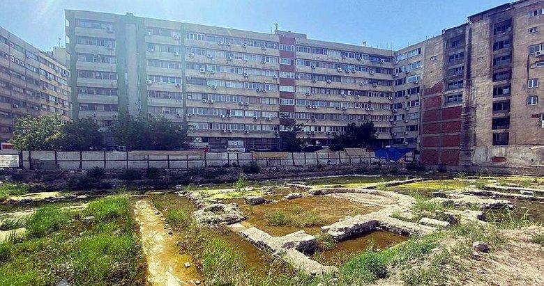İzmir'in tam kalbinde 1800 yıllık kalıntılar! 'Turistlerin başlangıç noktası olacak'