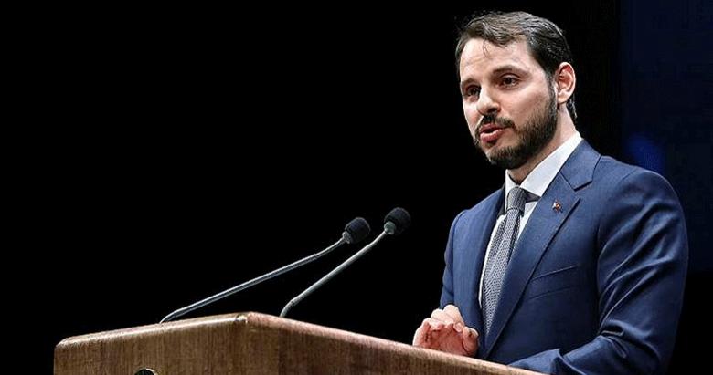 Berat Albayrak: IMFde görevi Türkiye devraldı