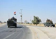 Irak güçleri kritik bölgeyi ele geçirdi