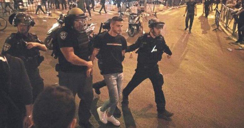 İsrail askerleri Kadir Gecesi'nde de saldırdı