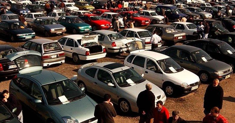İkinci el arabada en çok satılan modeller belli oldu