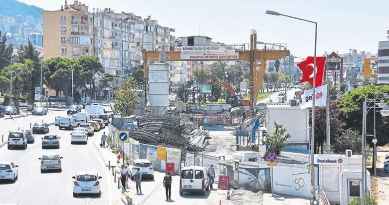 İzmir Narlıdere Metrosu'nda onaysız tadilat