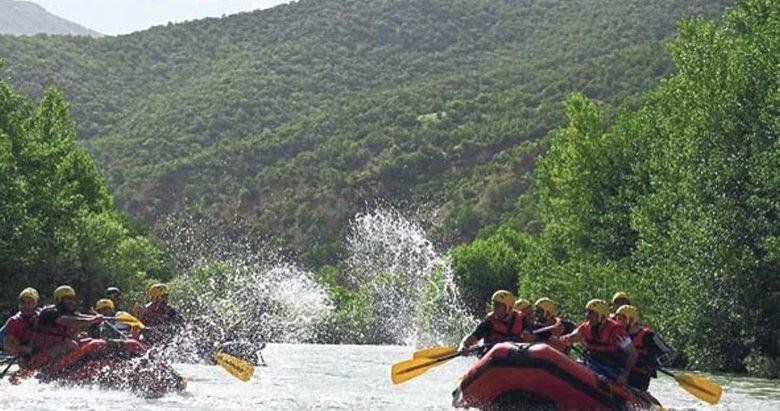 Turizm şehri Tunceli