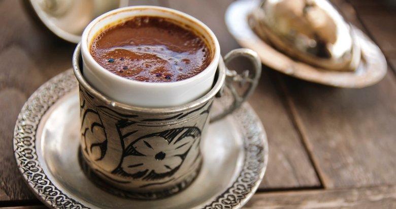 'Kahve içmek kansere yol açmaz'
