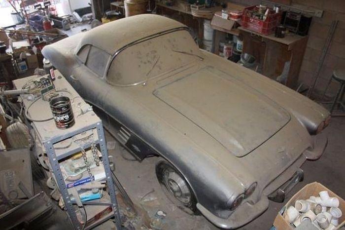 Hurdalıktan aldı! 1969 model Ford Mustang'i öyle bir değiştirdi ki... Teklif üstüne teklif yağıyor!