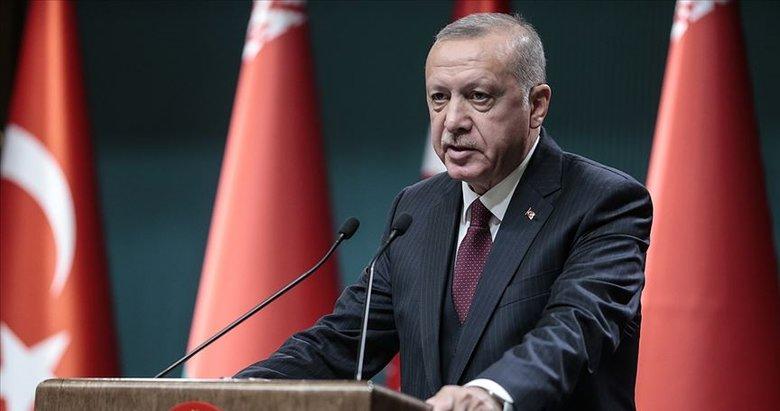 Son dakika: Başkan Erdoğan'dan koronavirüse karşı vatandaşlara yeni sesli mesaj