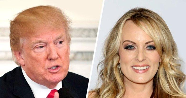Ve Trump kabul etti: 'Porno yıldızına para ödedim!'