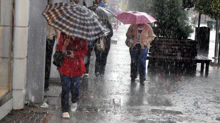 Meteoroloji'den kuvvetli yağış uyarısı! İzmir'de bugün hava nasıl olacak? 11 Ekim 2018 hava durumu.
