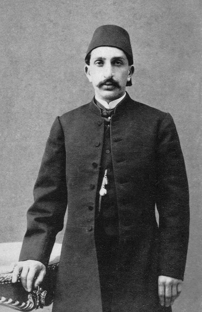 İşte Osmanlı'nın en çok merak edilen II. Abdülhamid'in hayatı..