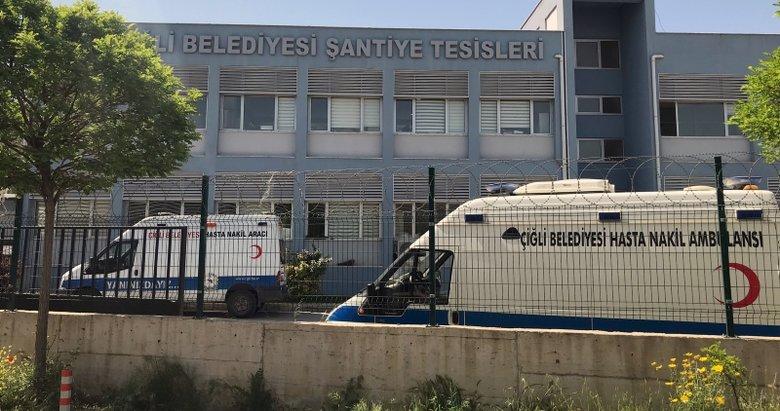 İzmir'de CHP'li Çiğli belediyesi işçi kıyımı yaptı! Arkadaşları için 700 işçi iş bıraktı