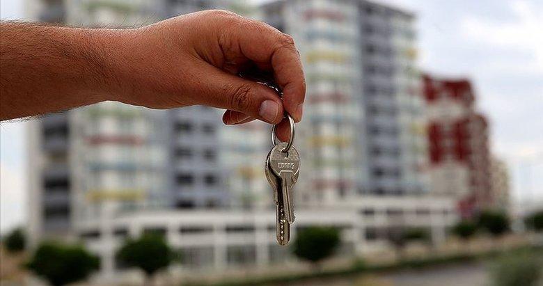 Ankara'da icradan satılık dubleks daire