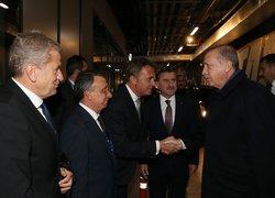 Cumhurbaşkanı Erdoğandan Beşiktaş maçı yorumu