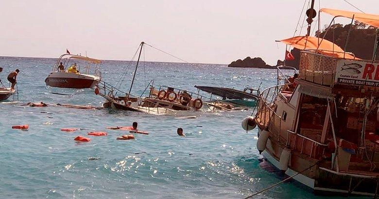 2 yaşındaki çocuk hayatını kaybetmişti! Ölüdeniz'deki tekne faciasında yeni gelişme