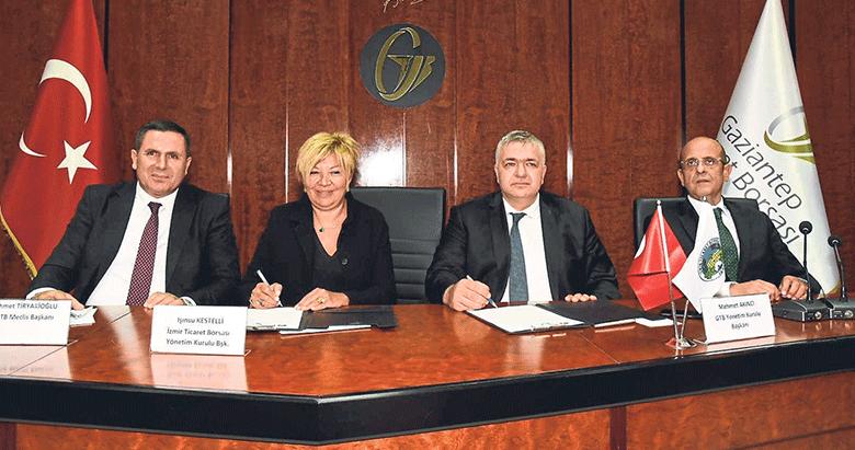 E-ticarette dört kentten işbirliği