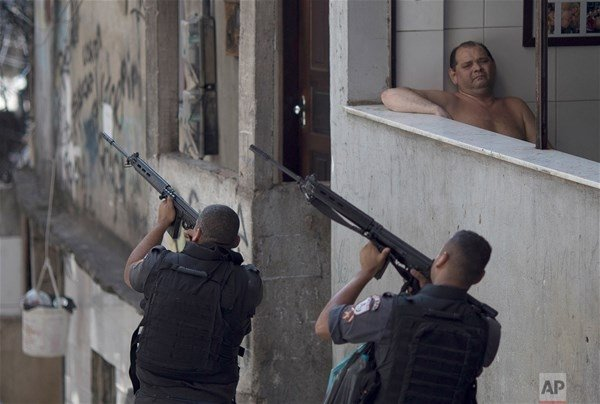 Brezilya'nın öteki yüzü