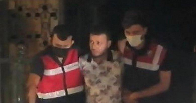 Denizli'de gazinoyu tarayan firari şüpheli tutuklandı