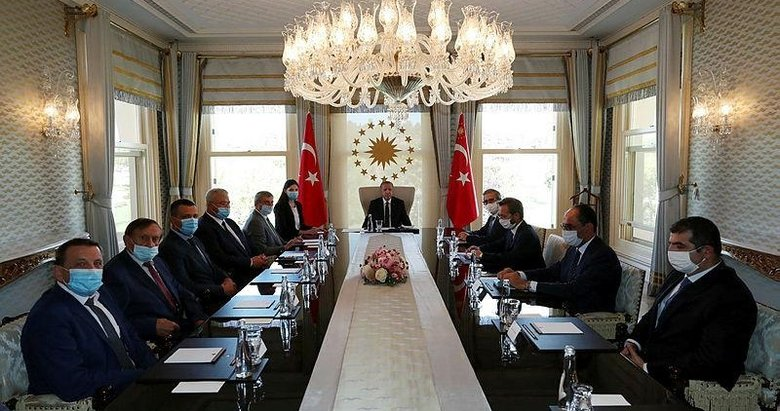 Başkan Erdoğan'dan önemli kabul! Türkiye'den uçak motoru için kritik adım